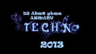 Dj Ahmet Yılmaz - Armany 2013 (Techno - Dj Army) Resimi