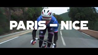 Notre équipe pour Paris-Nice 2021