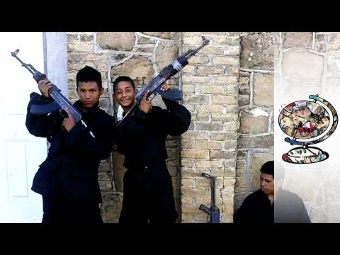 The Child Soldiers Of Mexico's Drug Gangs
