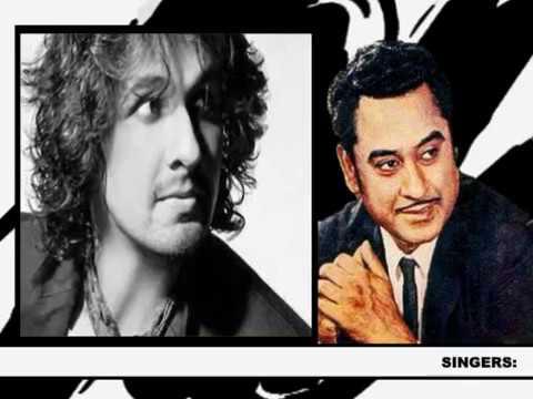 O MERE DIL KE CHAIN ( Singers, Sonu Nigam & Kishore Kumar )