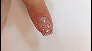 Экспресс наращивание ногтей с помощью однофазного геля Fairy Gel