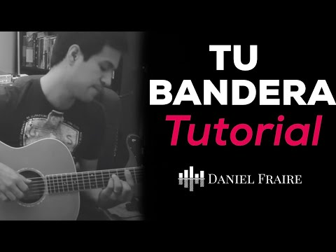 Tu Bandera - Tutorial oficial de guitarra - Jesus Adrian Romero