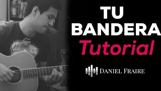Download Tu Bandera - Tutorial oficial de guitarra - Jesus Adrian Romero MP3 song and Music Video