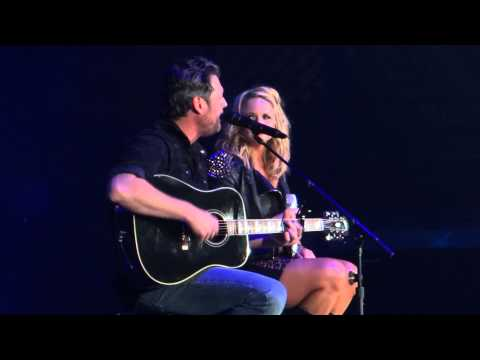 Blake Shelton & Miranda Lambert - Sure Be Cool If You Did