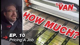 How To Price Laser Cutting | Pricing A Job On Laser Cutter | Trotec