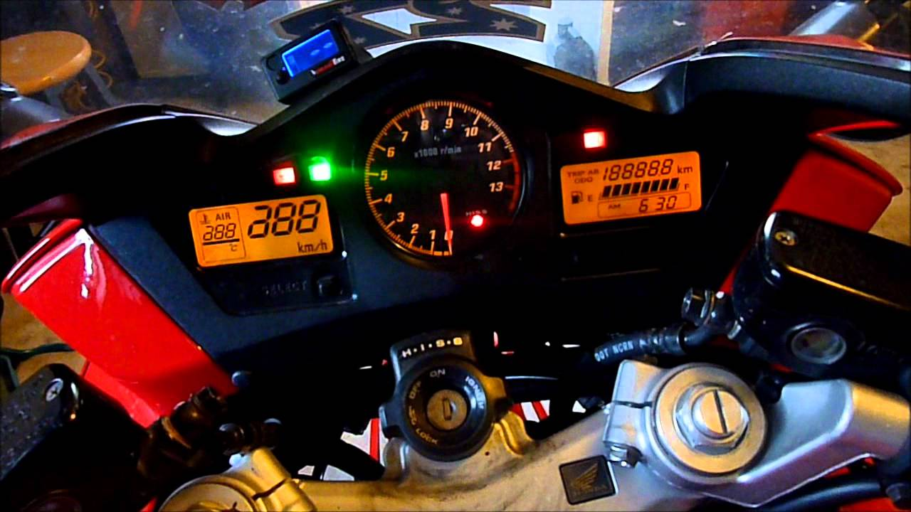 Hiss Immobiliser Question - CBR Forum - Enthusiast forums