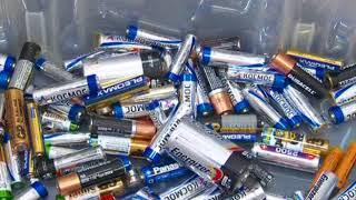 Куда сдавать сдать батарейки, аккумуляторы в Украине, Киеве, Житомире, Харькове, Донецке, Львове