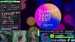 Big E3 Dimension 2021 Day 0: Summer Games Fest