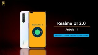 Realme UI 2.0 update | Android 11 -  India Release Date | Device List | Features