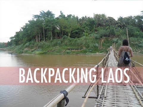 BACKPACKING SOUTHEAST ASIA LAOS