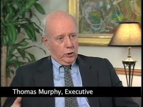 Thomas Murphy- Archive Interview Excerpt