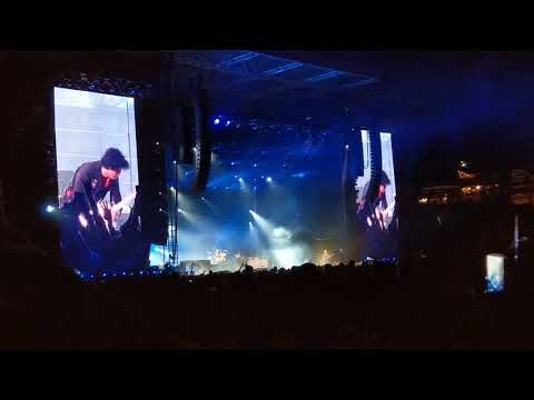 Green Day - American Idiot (Live at Wrigley Field, Chicago 8/24/17)