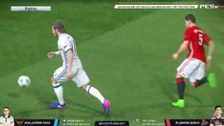 AOA_Hoàng Yolo vs ST_Quang Barca | Siêu Cup Châu Âu 2017