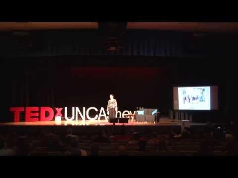 Rethinking community development: Diana Schmitt at TEDxUNCAsheville