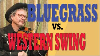 Bluegrass vs  Western Swing. Who won, and why?