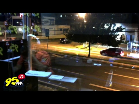 Transmissão ao vivo de 95FM Natal