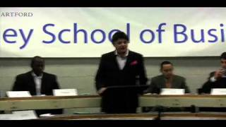Barney School of Business Webcast with India Thumbnail