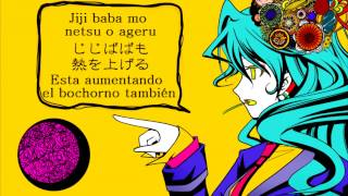 (Sub Español/Romaji)+MP3 |【Hatsune Miku】 This Fucked-Up Wonderful World Exists For Me 【n.k】