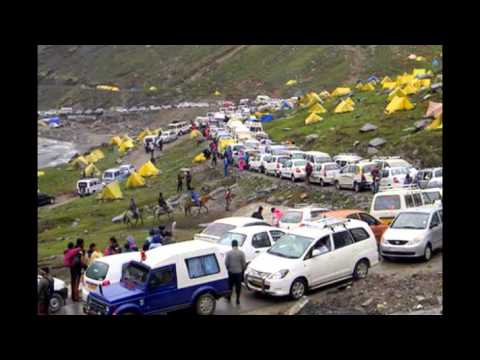 Rohtang Pass - Manali,  Himachal Pradesh
