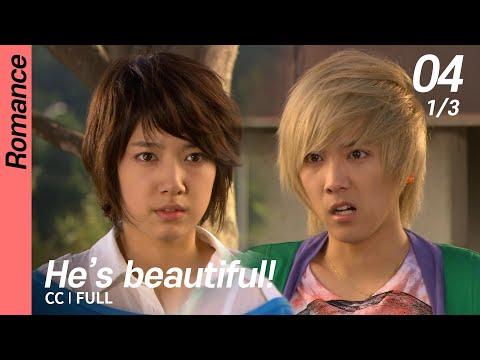 [CC/FULL] He's beautiful! EP04 (1/3) | 미남이시네요