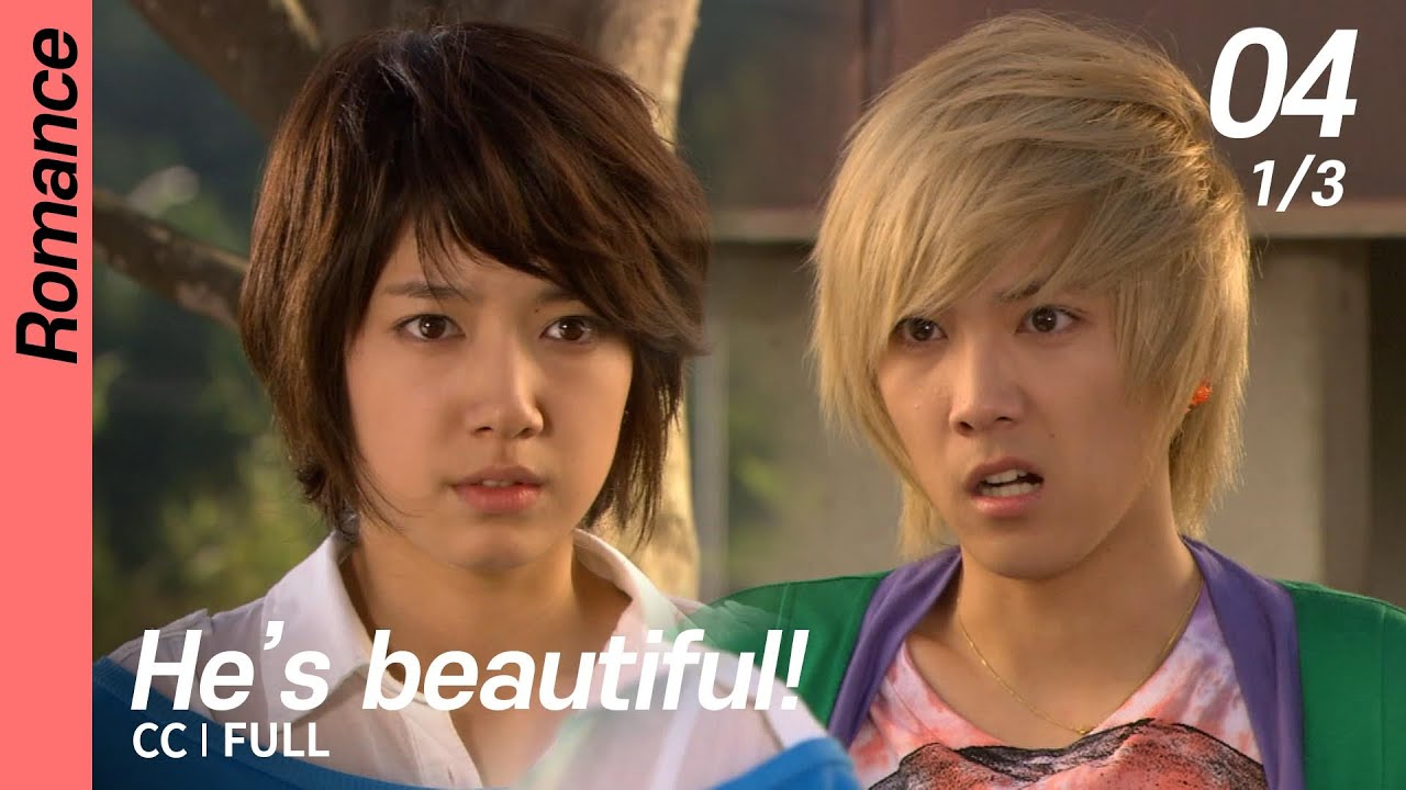 Download [CC/FULL] He's beautiful! EP04 (1/3)   미남이시네요