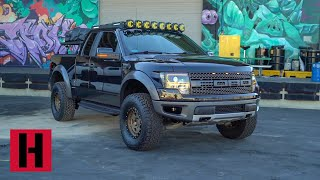 How To PROPERLY Detail a Vehicle with SHINE SUPPLY - Vin's Raptor Goes from Ashy to Classy!
