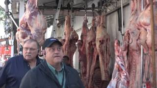 The U.S. Meat Export Federation and the National Pork Board in Mexico City
