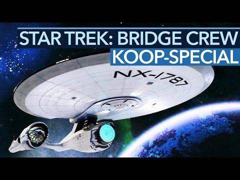 STAR TREK: BRIDGE CREW – Koop-Special mit Gameplay & Fazit: Mehr als eine teure Tech-Demo?