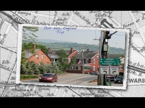 New England Travel - DanTraveling