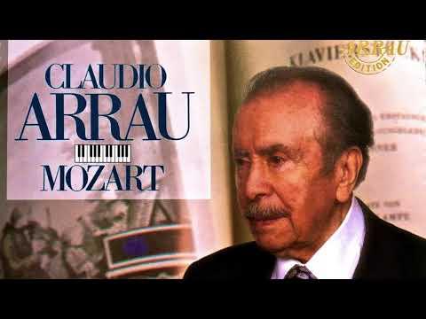 Mozart - Complete Piano Sonatas / Rondo, Fantasy, Adagio (reference recording : Claudio Arrau)