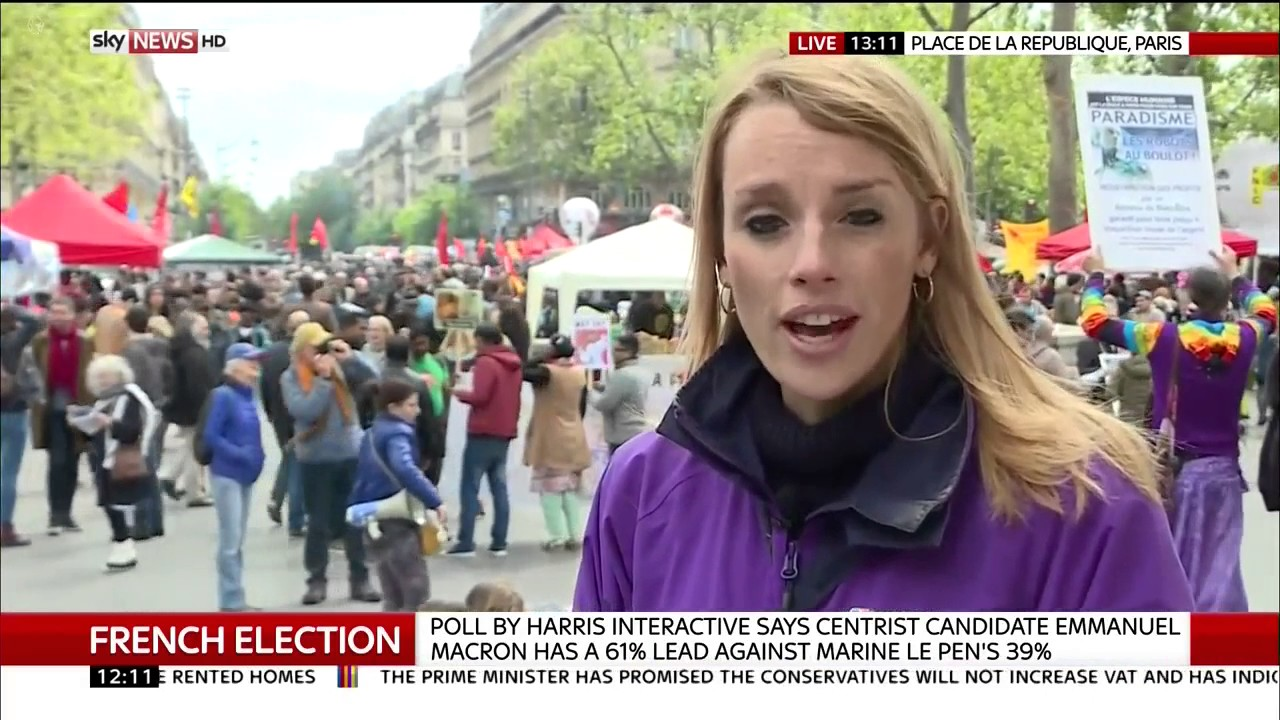 French Election: Protest Vote for 'Nobody' Was Highest In Half a Century