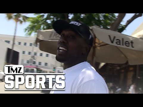 Conor McGregor Can Actually Beat Floyd Mayweather, Andre Berto Says | TMZ Sports