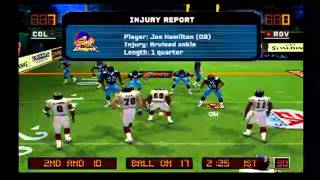 ARENA FOOTBALL: ROAD TO GLORY GAMEPLAY (Part 1)