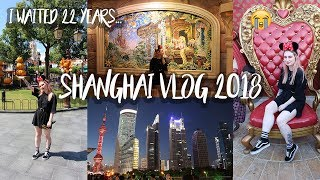 MY FIRST TRIP TO DISNEYLAND! | SHANGHAI VLOG