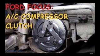 ford-focus-a-c-compressor-clutch