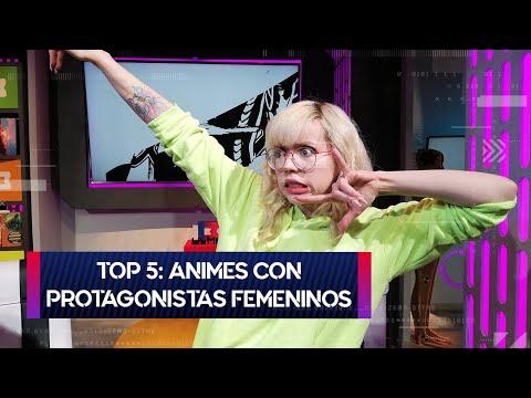 Top 5: Animes con protagonistas femeninos | Arte Geek