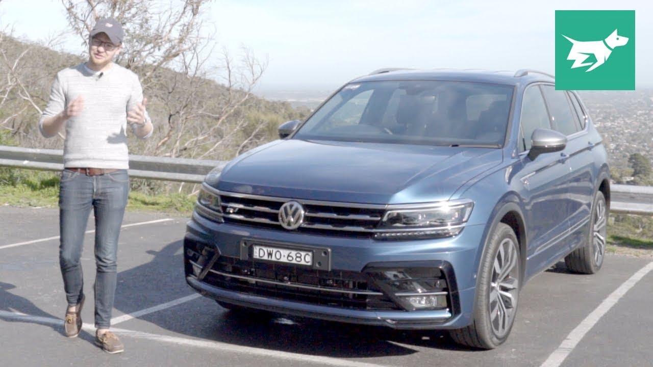 2019 Volkswagen Tiguan Allspace 162TSI R-Line review