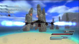 Sonic the Hedgehog 2006: Wave Ocean (Shadow) [1080 HD]