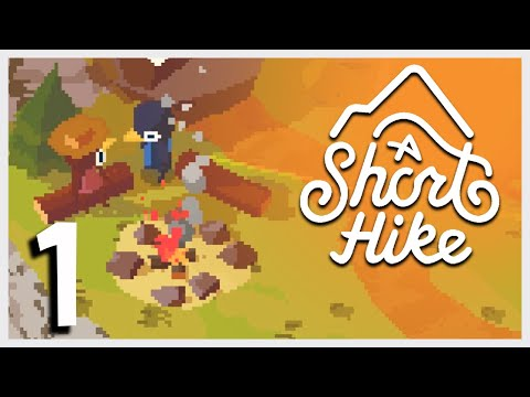 A Short Hike 1/5 Un Peu De Détente... (Gameplay FR)