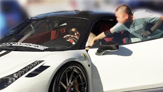 HIJACKING SUPER CARS PRANK
