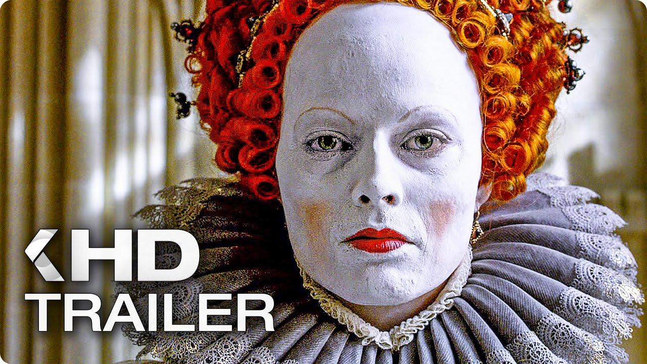 Maria Stuart Trailer German Deutsch 2019