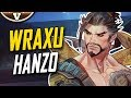 WRAXU IMPOSSIBLE HANZO 60 KILLS OVERWATCH TOP 500 SEASON 5 mp3
