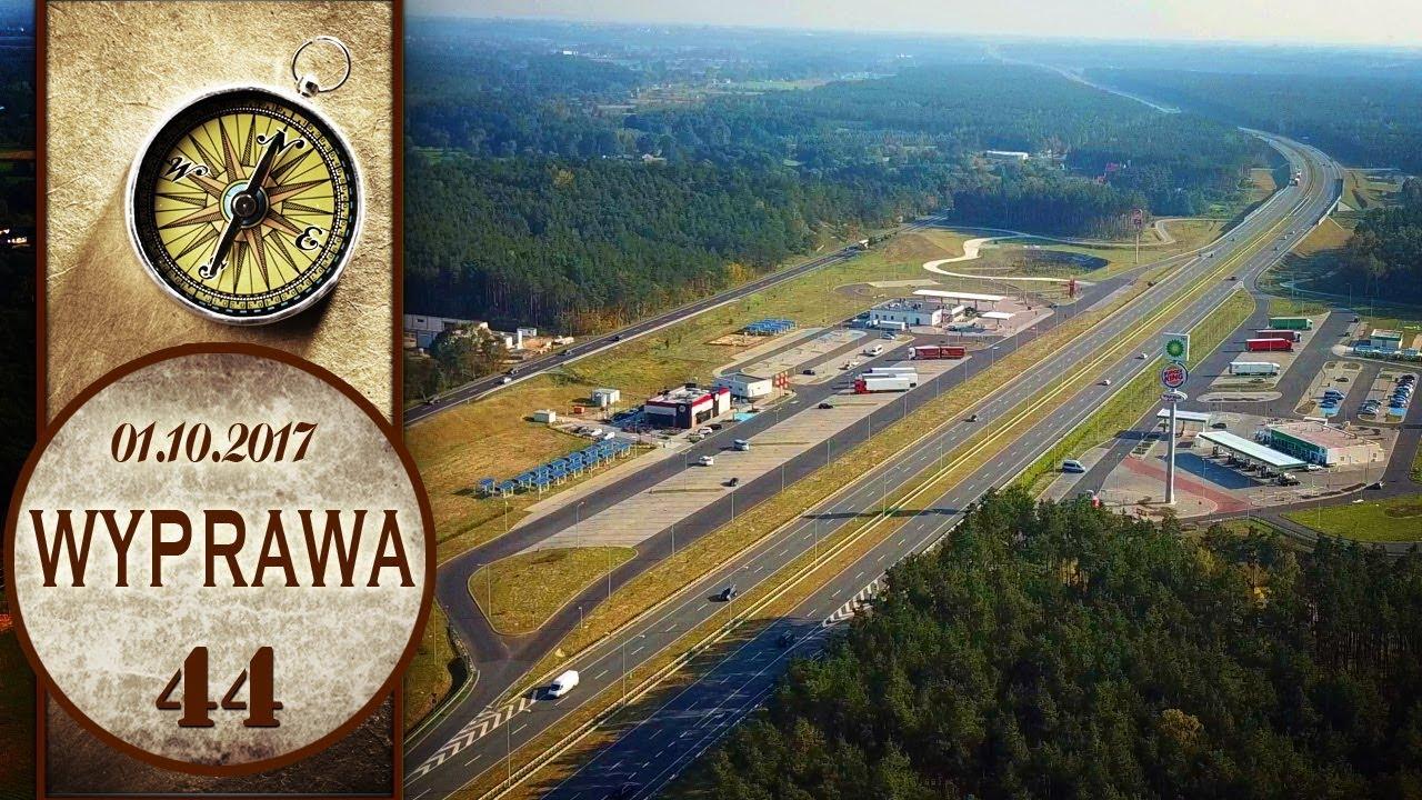 Autostrada A1 z lotu ptaka – wyprawa
