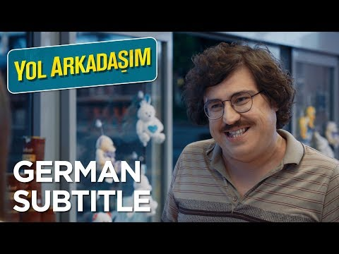 Yol Arkadaşım Trailer | German Subtitle
