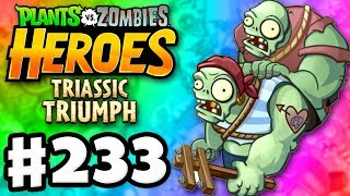 Gargantuar Throwing Gargantuar! - Plants vs. Zombies: Heroes - Gameplay Walkthrough Part 233