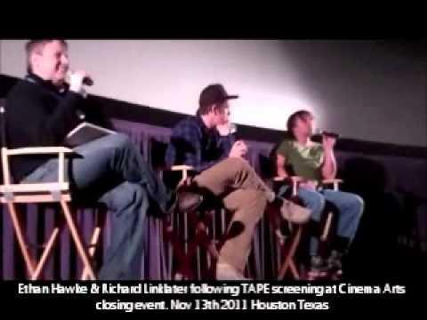 Ethan Hawke & Richard Linklater Q&A Tape screening at Cinema Arts