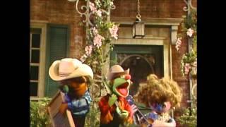 Sesame Street Zydeco