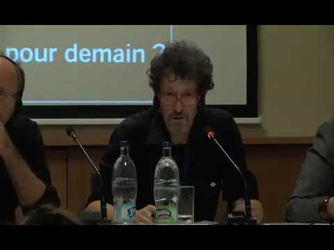 "Jean Magerand (FR) - Conference ""The city in 2112"", Bratislava, 2012"