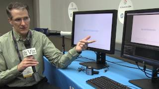 nAB 2014: HP Dreamcolor Z27x and Z24x Monitors