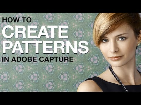 How to Create Photoshop Patterns in Adobe Capture